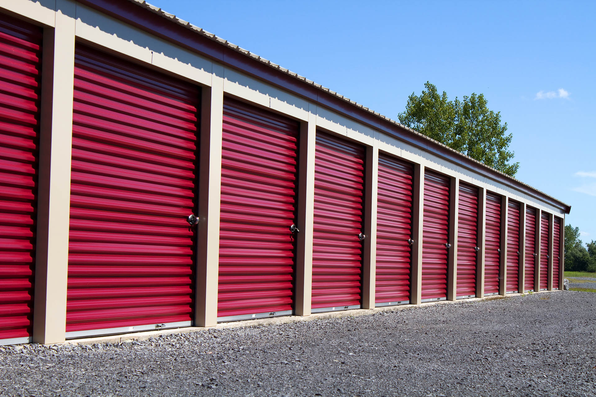 Storage Ideas Standard furnishings of a 2-3 bedroom house with some major appliances or some full size vehicles. & Mini-warehouses Cleveland TN | Climate Controlled Self-Storage ...